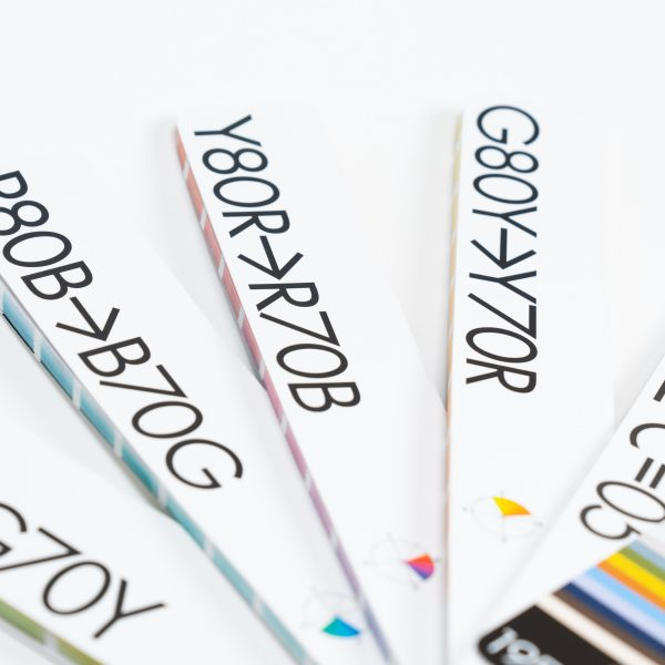 abanico colores pintura NCS 1950