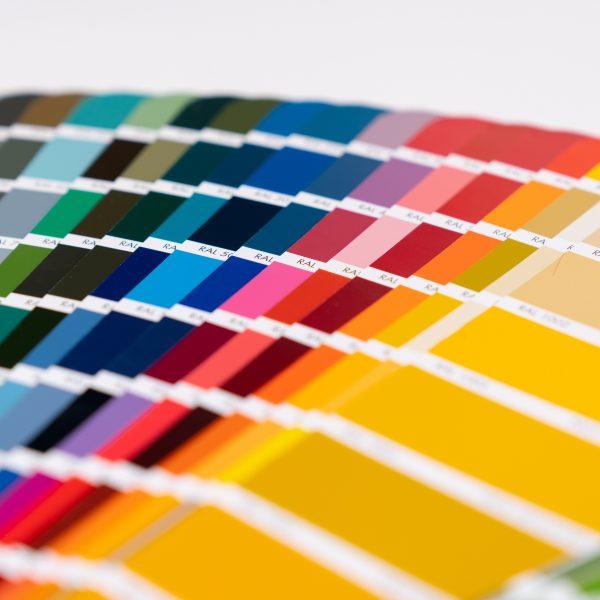 taco colores pintura ncs + ral