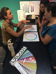 Herramientas de color para diseño y Contract con el Sistema NCS
