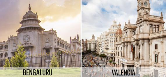 Valencia capital mundial diseño 2022 sustituye a Ciudad México 2018 WDC CMD