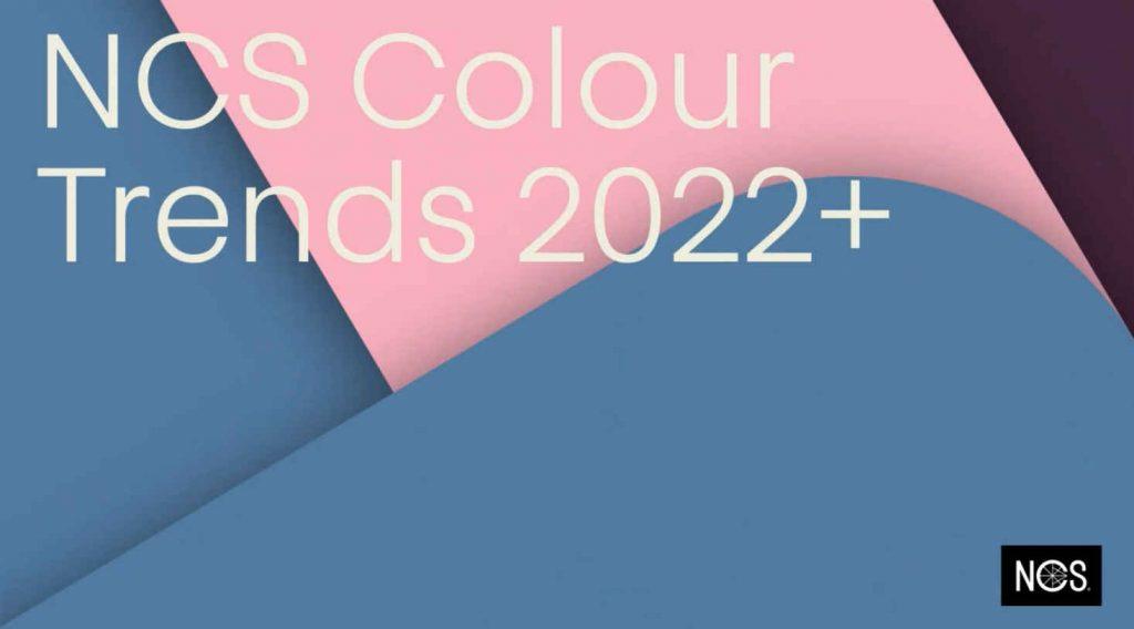 Tendencias en color 2022+ de NCS Colour e IdeColor