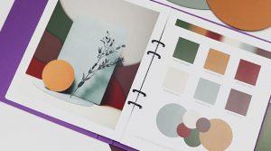 Colores 'Zience' de la colección NCS Colour Trends 2022+