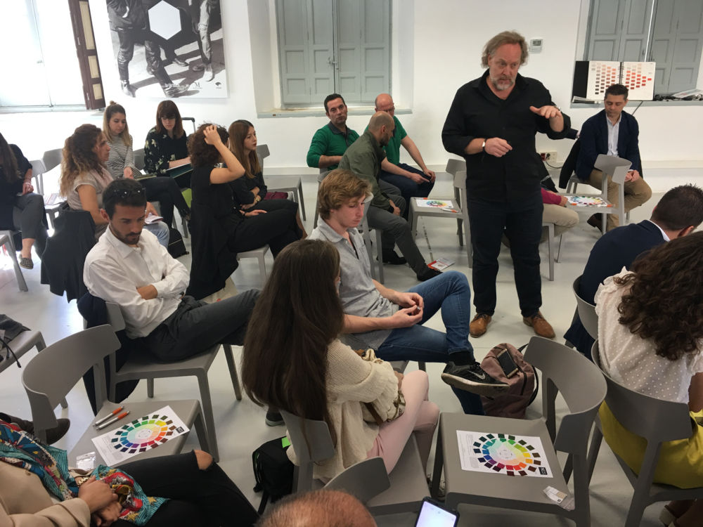 Workshop NCS con Idecolor y Karl Bertilsson en Malaga Decora