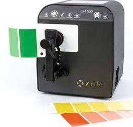 espectrofotómetro, espectofotómetro, colorímetro